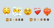 Emoji-Nachschub für iOS 14.5 [Netzfund]