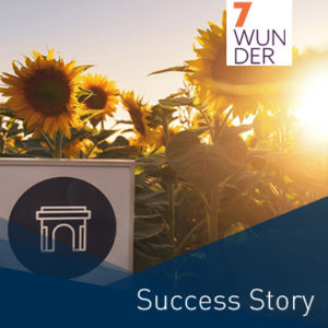 Corporate Design SiebenWunder Success Story