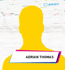 Digitale Freiheit Handelskraft Digital.Business.Talk. Adrian Thomas PERI