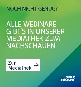 »Mediathek Webinare«