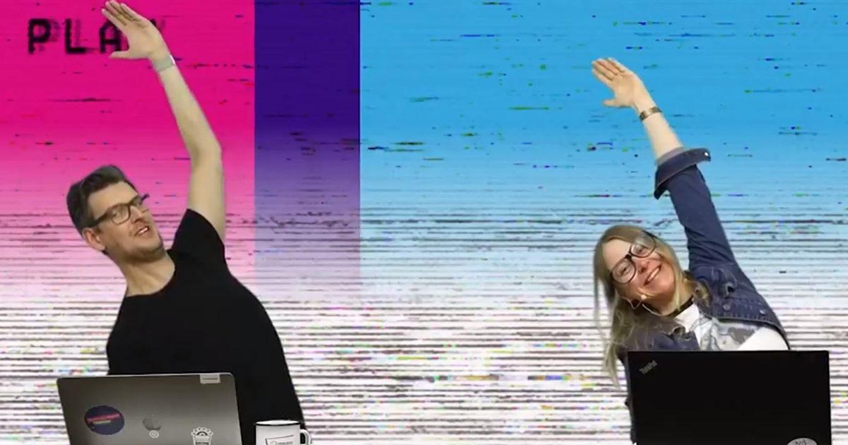 Remote Warm-ups revisited: Der Boost für Stimmung und Outcome eurer nächsten Online-Meetings [5 Lesetipps]