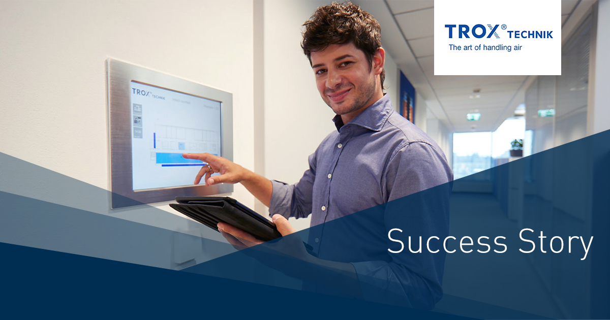 Headless Commerce für Business mit Köpfchen: TROX schafft nutzerzentrierte B2B-Plattform [Success Story]
