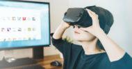 Virtual Reality: Sieht so die Zukunft von Videokonferenzen aus? [5 Lesetipps]