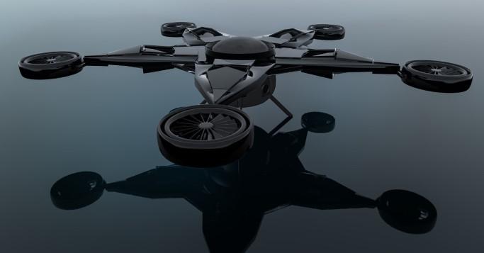 Volocopter fly wie ein Taxi Netzfund