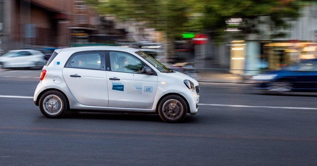 Carsharing mit Enuu: Ab in die City [Netzfund]