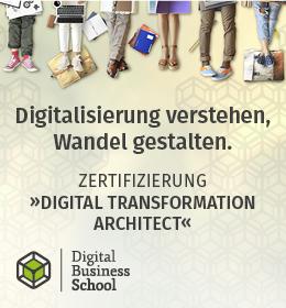 DBS Digital Business School Digital Transformation Architect