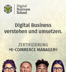 DBS Digital Business School E-Commerce-Manager