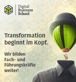 DBS Digital Business School Weiterbildung