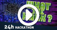 Hackathon No. III: »What the Hack« goes hybrid [Einblick der Woche]
