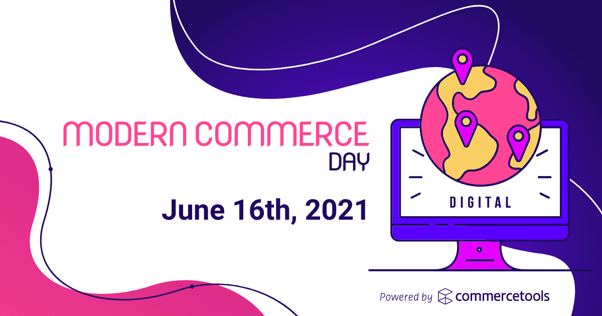 Modern Commerce Day [Save the date]