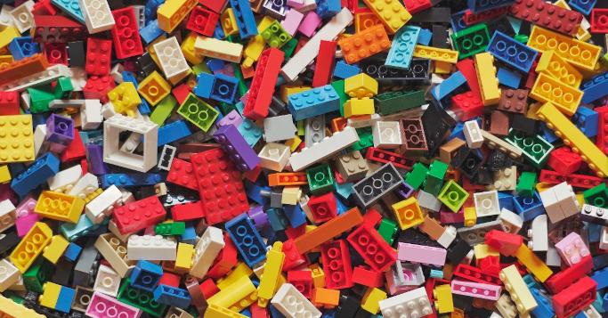 BrickIt App, Lego