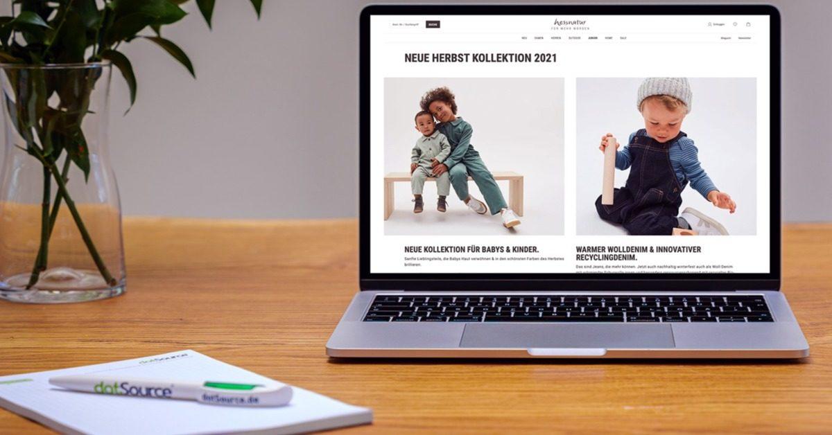 hessnatur knackt Umsatzrekord – So wurde der Fairfashion-Retailer mit der richtigen E-Commerce-Strategie zum digitalen Champion 2021