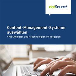 Content-Managment-Systeme auswählen Whitepaper