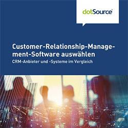 Customer-Relationship-Management-Software auswählen Whitepaper