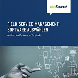 Field-Service-Managment-Software auswählen Whitepaper