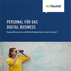 Personal für das Digital Business Whitepaper