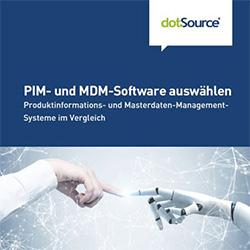 PIM und MDM-Software auswählen Whitepaper