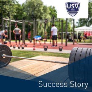 USV Jena innovativ Salesforce Sales Cloud Success Story