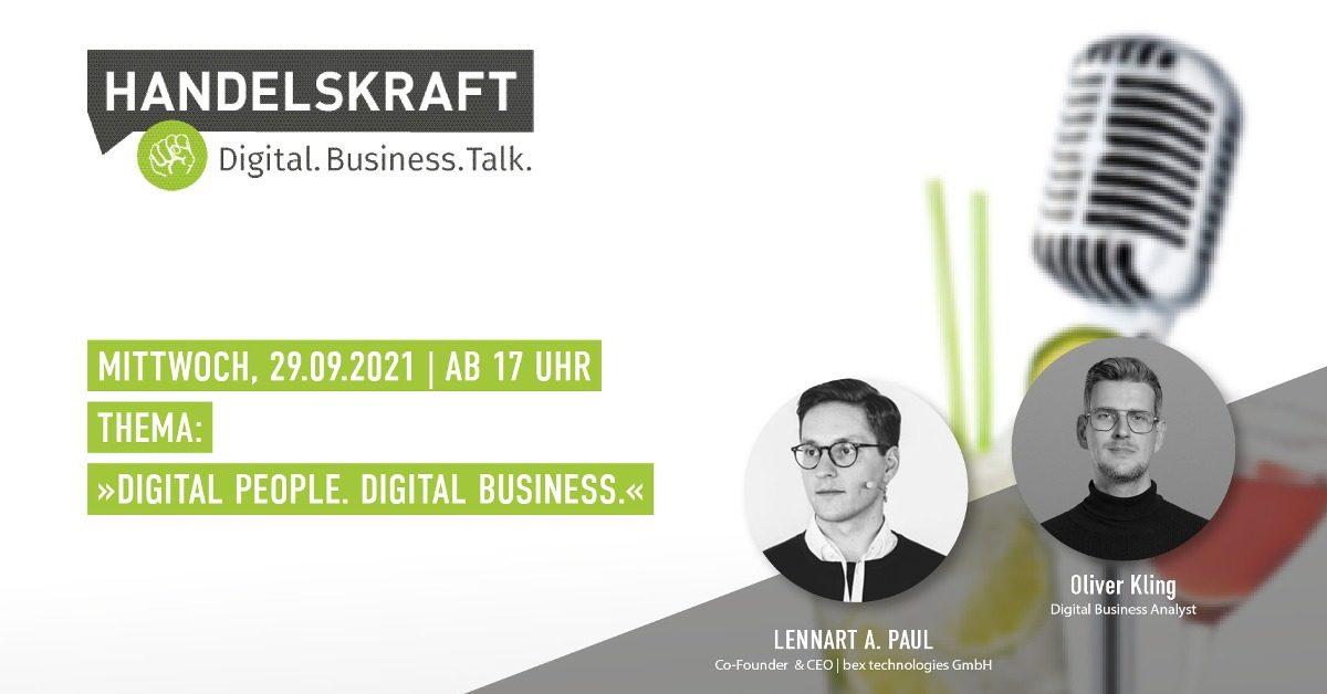 Digital. Business. Talk. #024 »Digital People. Digital Business.«