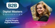 »Change-Management beginnt in den Köpfen der Mitarbeiter« – B2BDMC21 – Speakerin Kristin Fleer-Follner, MEVACO [Interview]