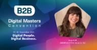 »Kundenzentrierung hat unterschiedliche Facetten« – B2BDMC21-Speakerin Anja Höft, STIHL [Interview]
