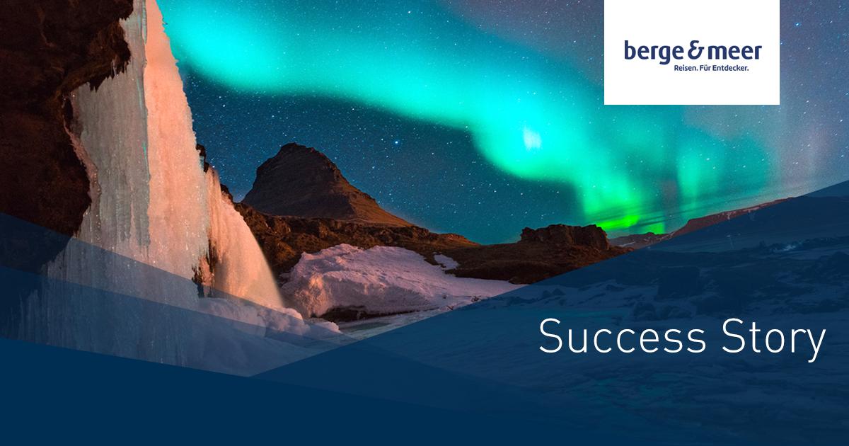 Salesforce Service Cloud und Marketing Cloud in der Tourismusbranche: Mit Berge & Meer individuelle Urlaubsträume wahr werden lassen [Success Story]