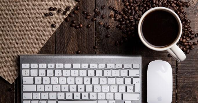 Yunomi Keyboard-Tasse Netzfund